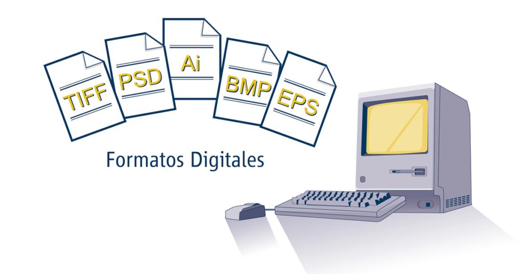Capítulo 2.º | Formatos digitales