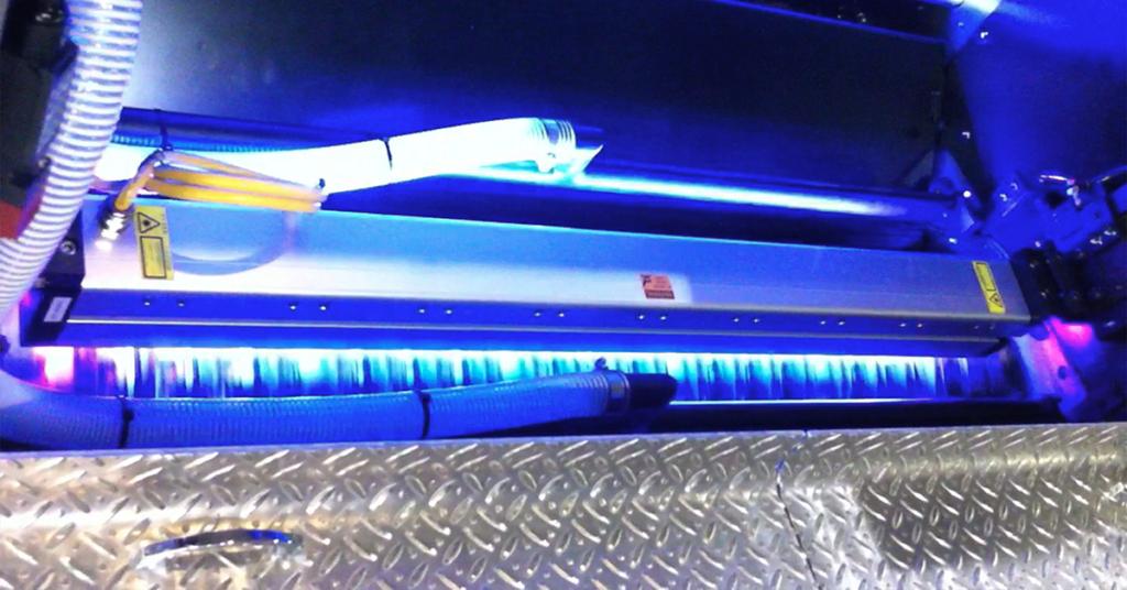 Tintas UV / LED
