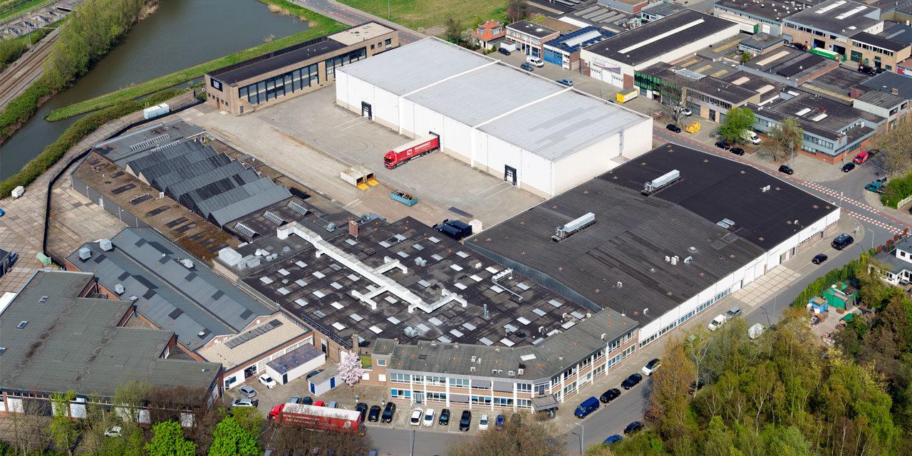 El fabricante holandés Royal Sens invierte en Comexi Offset CI8