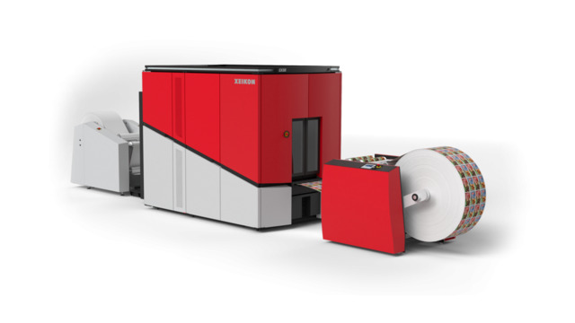 Xeikon presenta dos nuevas impresoras de etiquetas