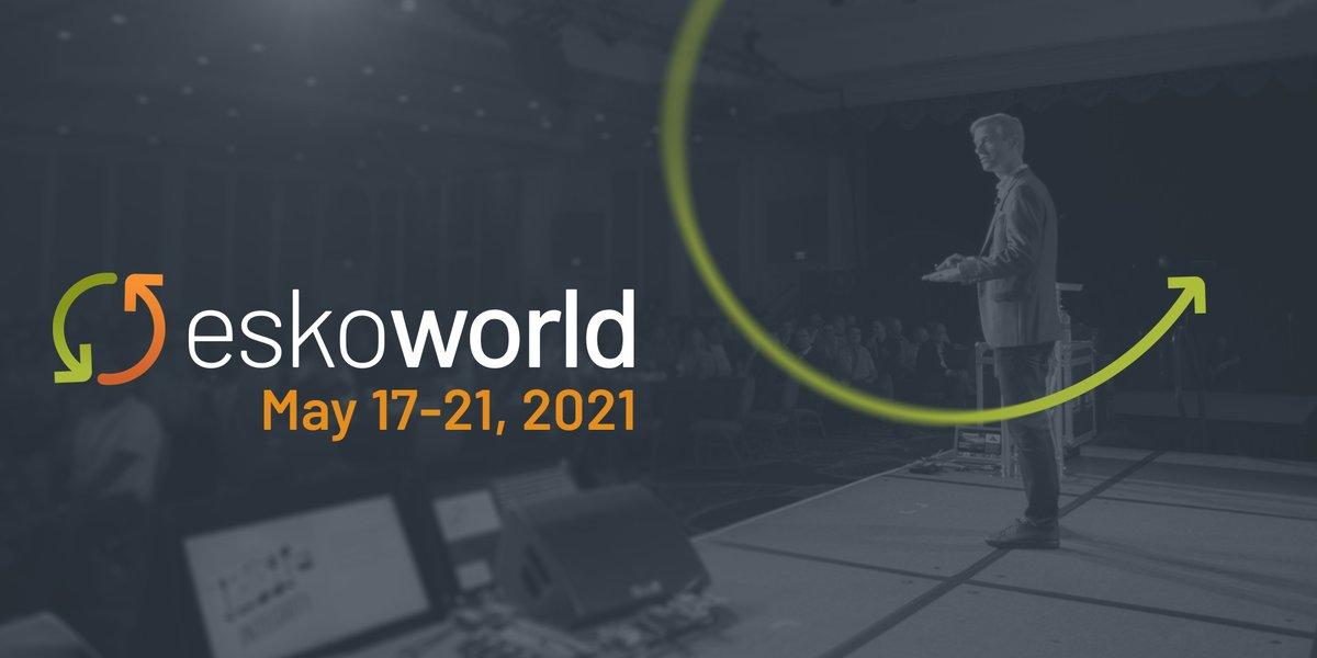 La Transformación Digital protagoniza EskoWorld 2021