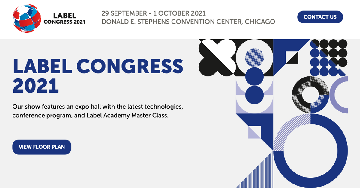 Label Congress  29/09/2021 - 1/10/2021
