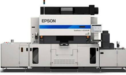 Epson+GM solución para gran volumen de etiquetas