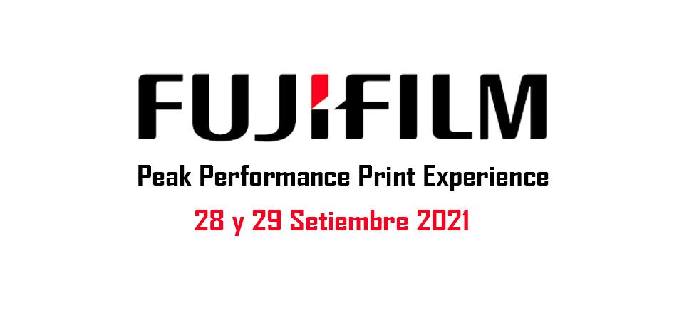 Peak Performance Print Experience